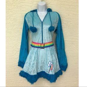 Rainbow Pony Costume